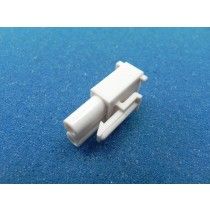 Connector Receptacle with latch  2-Pin 0.093 pinball parts
