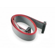 20 pin ribbon cable assembly, 26 inch 130-220R-026