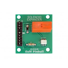 Solenoid Expander Board BLY-SEB, replaces AS-2518-66