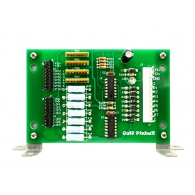 New Replacement WPC 7 Opto Switch Board A-15576