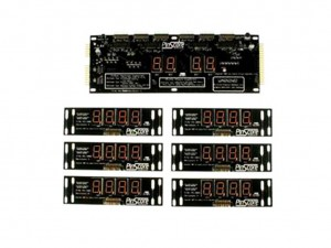 PinScore PS-8000-S for United and Williams shuffle alley games